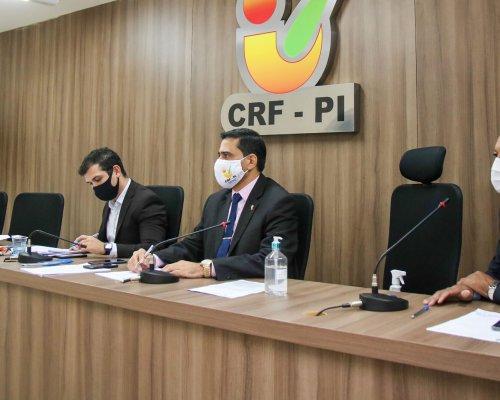CRF alinha parceria com MPPI e realiza reuniões no Interior