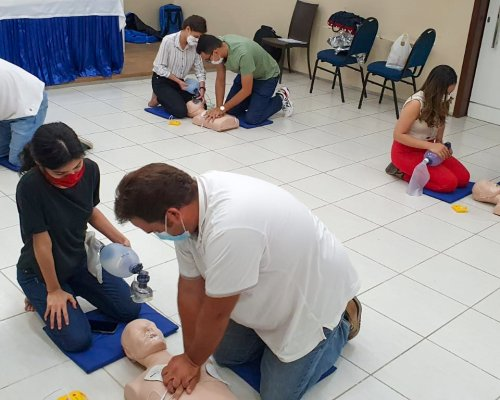 CRF-PI PROMOVE CURSO DE PRIMEIROS SOCORROS EM SÃO RAIMUNDO NONATO