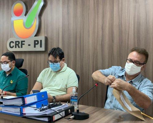 CRF-PI DEFINE BANCA EXAMINADORA PARA CONCURSO DE 2021