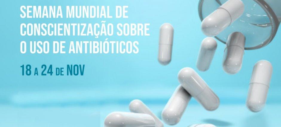 Conselho de Farmácia alerta sobre riscos da automedicação com antibióticos