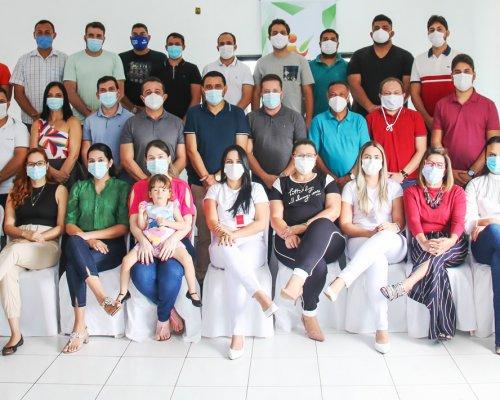 CRF reúne farmacêuticos para discutir implantação de subsede em Picos
