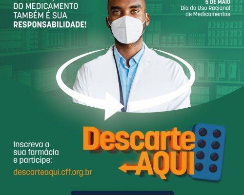 Farmácias terão que receber medicamentos vencidos ou em desuso